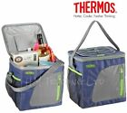 Thermos Insulated Cool Cooler Bag Box Picnic Camping Food Drink Cooling Storage