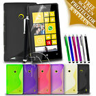 WAVE S LINE GRIP GEL CASE SILICONE CASE COVER  FOR NOKIA LUMIA 520