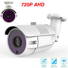 3.6mm 48-LED 720P HD Outdoor Waterproof IR-CUT CCTV Camera for Security System
