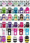 For Apple iPhone 4 4S 4G 16 32 Cover 3D Silicone Soft Rubber Gel Cell Phone Case