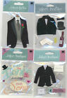 U CHOOSE  Jolee's GROOM THE GROOM TUXEDO FIRST DANCE 3D Stickers wedding