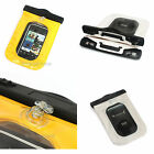 Watersport Waterproof Inflatable Bags Pouch For iPhone 5 Smartphone 15.7*11.5cm