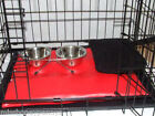 Dog Pet Cage All Sizes Includes Mat Bowls and a FREE PILLOW Small Medium Large