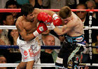 MANNY PACQUIO v RICKY HATTON 02 (BOXING) PHOTO PRINT