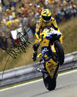 VALENTINO ROSSI (MOTO GP) SIGNED PHOTO PRINT 27
