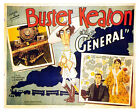 THE GENERAL 01 (BUSTER KEATON) FILM POSTER PRINT