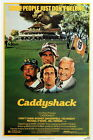 CADDYSHACK (CHEVY CHASE) MINI FILM POSTER PRINT 01