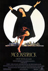 MOONSTRUCK (CHER AND NICHOLAS CAGE) MINI FILM POSTER PRINT 01
