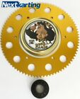 Kart Rotax Max Rear Sprocket & Front Sprocket & Gorilla Chain In Any Size -