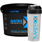 5kg MATRIX ANABOLIC 80% WHEY PROTEIN POWDER SHAKE