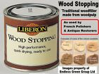 Traditional woodfiller made from wood pulp - colour choice - WOOD STOPPING 500ml