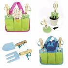 PERSONALISED CHILDRENS BOYS GIRLS GARDEN GARDENING TOOLS SET Easter Gift Idea