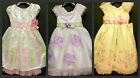 New Jona Michelle Girls Holiday Wedding Dress 2T - 8 Tulle  U PICK COLOR & SIZE
