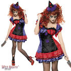 HALLOWEEN FANCY DRESS # SEXY SINISTER LADIES BOBO THE CLOWN SIZE 8-22