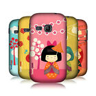 HEAD CASE DESIGNS JAPANESE DOLL CASE COVER FOR SAMSUNG GALAXY YOUNG S6310