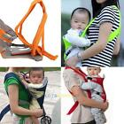 Stylish Breathable 3D Mesh Baby Wrap Carrier Baby Sling for Infant Babies LS4G