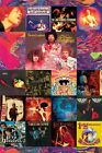 New Album Cover Collage Jimi Hendrix Poster