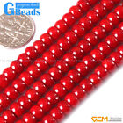 "Rondelle Red Coral Beads Jewelry Making Gemstone Loose Beads Strand 15"" GBeads"