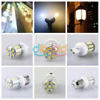 G9/E14/E27 30/27 SMD 5050 LED Warm/Pure White Spot Light Lamp Quick Delivery