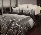 EMPIRE STATE BUILDING NEW YORK Quilt / Doona Cover Set Queen or King Size NEW