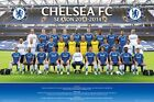 New Chelsea Football Club Team Photo 2013/14 Poster