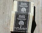 PLANTLIFE SOAP Patchouli Lemongrass Sandalwood vegan 2 Cedarwood Comfrey vanilla