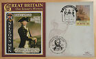 Nelson's Men Benham FDC Cover:250th Anniversary Lord Nelson 2008 First Day Cover