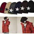 Korean Style Man & Ladies star Warm Cap Hip-hop Head Hat Headwear Headgear
