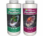 General Hydroponics FloraNova Grow & Bloom - flora nova base nutrient fertilizer