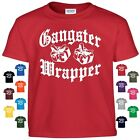 Gangster Wrapper Funny Christmas Pimp Thug Life Hip Hop Beats Gift T-Shirt