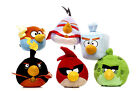 "NEW OFFICIAL 8"" PLUSH SPACE ANGRY BIRDS SOFT TOYS FROM ANGRY BIRDS COLLECTION"