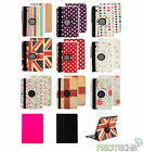 Rotating Leather 360 Case Cover for Samsung Galaxy Tab 2 & 3 10.1