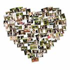 gift heart collage canvas print picture custom personal