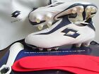 LOTTO ZHERO GRAVITY FG ULTRA FIRM GROUND FOOTBALL SOCCER BOOTS CLEATS LACELESS