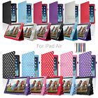 Magnetic PU Leather Smart Cover Case for iPad 5 iPad Air Case Free Screen Guard