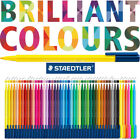 STAEDTLER TRIPLUS COLOUR FIBRE TIP PENS - individual pens or boxes of 10!