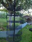 "24""/36"" Air Cooling Drying Rack Hydroponics Herb Net 6/8 Collapsible Layers"