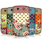 HEAD CASE FLORAL DOTS PROTECTIVE BACK CASE COVER FOR BLACKBERRY TORCH 9800 9810