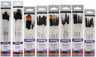 DALER-ROWNEY Graduate Brush Sets Synthetic & Bristle (Set of 5)