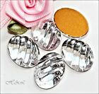 Swarovski Rare Vintage Clear Crystal 2193/4 Oval Flatback Cabochon Cabs CHOICE