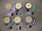DYSON DC07 FILTER SETS inc valve/inspection pipe/filter casing  genuine part