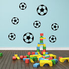 Football Wall Stickers Decal Car Graphic Stencil Removable Transfer Decoration