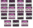 New BF 3 Pairs False Eyelashes Fake Eye lashes Comfortable to wear