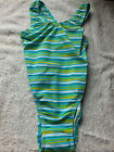 Big Fisch girl's swimming costume for 2-7 years blue or pink spots or stripes
