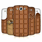 HEAD CASE DESIGNS CHOCOLATY CASE COVER FOR SAMSUNG GALAXY S3 III I9300