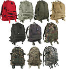 Military Molle Tactical Assault Pack Large Transport Backpack
