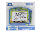OFFICIAL NEW DISNEY MONSTERS INC UNIVERSITY MAGNETIC SCRIBBLER DRAWING BOARD