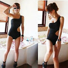 Women One-piece Swimwear Padded Bikini Swimsuit Swimdress Bathing Suit Beachwear