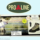 PRO LINE Reinforced Wading Boots with Eco-Track Rubber Soles & Removable Insoles
