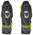 Dainese Oak Pro Knee Guards Aluminium Size Small REDUCED TO CLEAR RRP £199.99